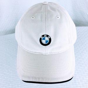BMW Lifestyle Recycled Twill Strapback Cap